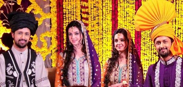 atif-aslam-weds-sara-bharwana-mehndi-pics-1