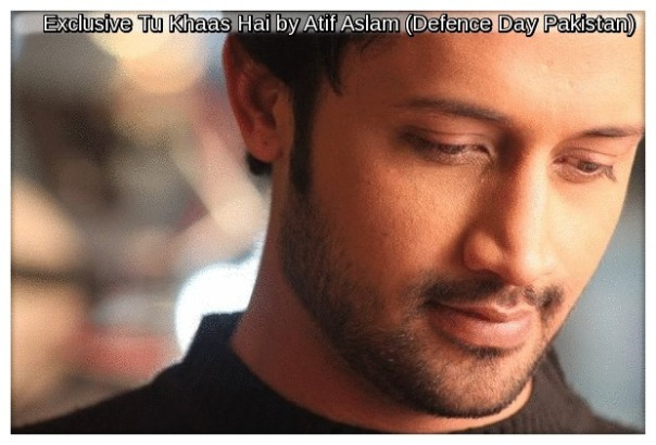 Exclusive-Tu--Khaas-Hai-Atif-Aslam-Defence-Day