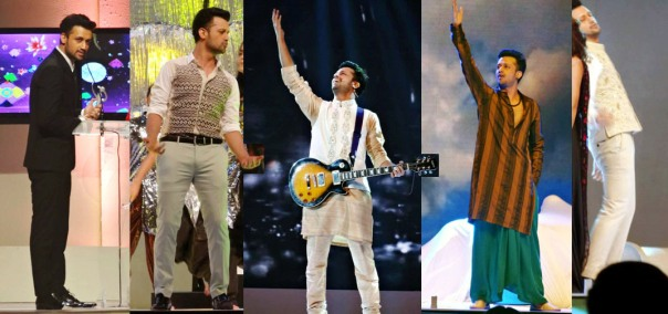 atif-aslam-performances-in-12th-lux-style-awards-2013