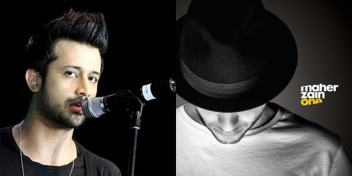 Listen to Atif Aslam's brand new song ''I'm Alive'' featuring by Maher Zain.