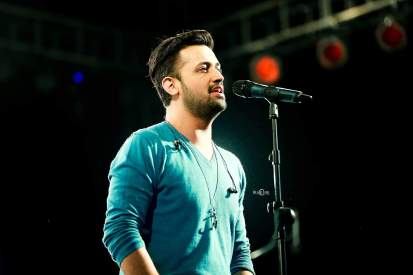 Atif Aslam Live at Golf Club, DHA Karachi