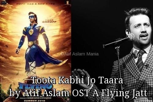 Toota Jo Kabhi Taara by Atif Aslam