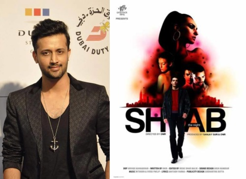 Atif Aslam To Sing Romantic Number For SHAB